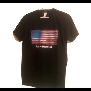 9/11 Memorial Tshirt EUC